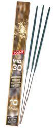 079-06166 Midi Wunderkerzen Polar, Klass