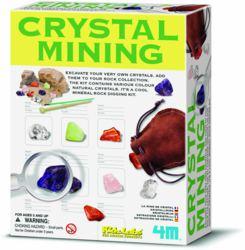 079-11922 Kristalle zum Ausgraben Aurich