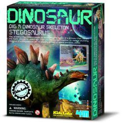 079-11942 Stegosaurus zum Ausgraben  Aur