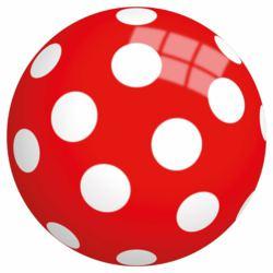 079-40004 Spielball Pilz John, ab 3 Jahr