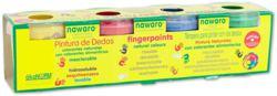 079-52020 Fingerfarben-Set ökoNorm, ab 3