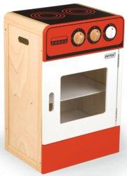 079-88810 Küchenherd aus Holz Pin Toy, a
