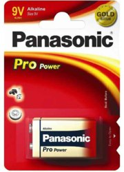 079-98058 Panasonic ProPower 6LR61 / 9 V