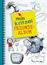 082-10049 Mein Kritzel Freundebuch Ars-E