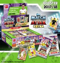 089-032958 Match Attax Extra 2017/2018 -