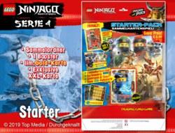 089-180316 Lego Ninjago Serie 4 Starter-P