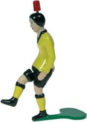 092-011027 Kicker, gelb Mieg Tipp-Kick, a