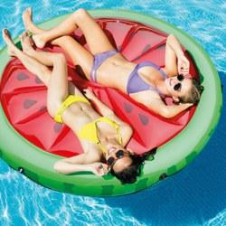 099-56283EU Intex Badeinsel Wassermelone 1
