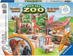 103-007325 Tier-Set Zoo Ravensburger Verl