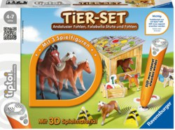 103-007424 Tier-Set Falabellas Pferde Rav