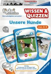 103-007554 Wissen & Quizzen: Unsere Hunde