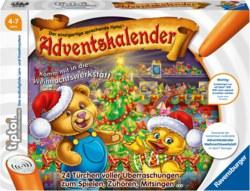 103-008407 tiptoi Adventskalender - die W