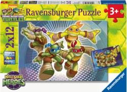 103-075973 2x12 Teile Kinderpuzzle: Half