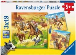 103-092505 Im wilden Westen Ravensburger