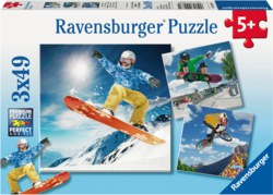 103-092871 Action Sport Ravensburger 3X49