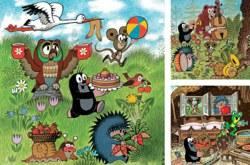 103-093847 3x49 Teile Kinderpuzzle: Spaß