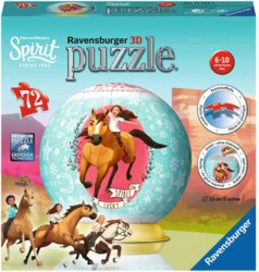 103-111435 Spirit  Ravensburger Puzzlebal