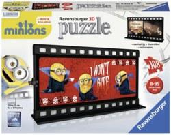 103-112098 3D-Puzzle, Filmstreifen Minion