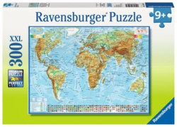 103-13097 Politische Weltkarte Ravensbur