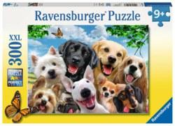 103-13228 Hunde Selfie Ravensburger Puzz