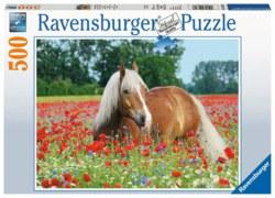 Ravensburger Erwachsenenpuzzle 14825 Ravensburger 14825-Einhorn mit Fohlen-Erwachsenenpuzzle