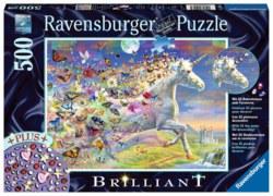 103-15046 Schmetterlingseinhorn Ravensbu