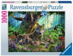 103-15987 Wölfe im Wald Ravensburger Puz