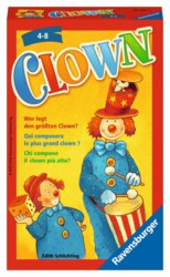 103-23115 Clown Ravensburger Mitbringspi
