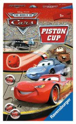 103-23274 Cars - Piston Cup Ravensburger