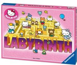 103-265541 Hello Kitty Labyrinth Ravensbu