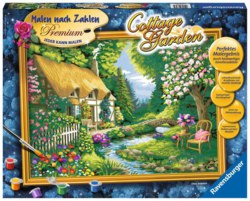 103-28843 Cottage Garden Ravensburger Ma