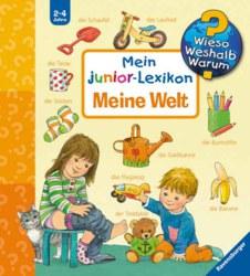 106-32602 Mein junior-Lexikon: Meine Wel