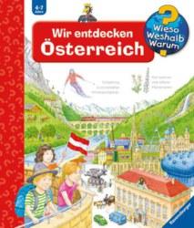 106-32645 Wir entdecken Österreich Band