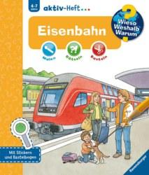 106-32689 aktiv-Heft: Eisenbahn Malen, R
