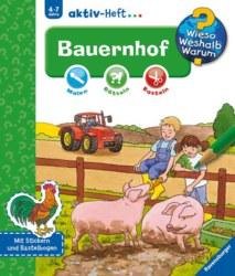 106-32690 aktiv-Heft: Bauernhof  Malen,