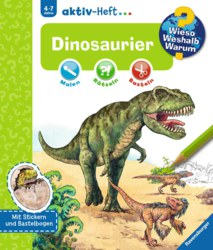 106-32696 Dinosaurier Ravensburger Wieso