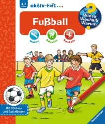 106-32697 Fußball Ravensburger Wieso? We