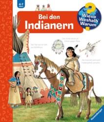 106-33261 Bei den Indianern Ravensburger