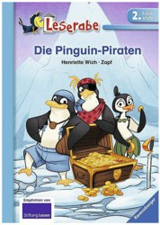 106-36147 Leserabe - Die Pinguin Piraten