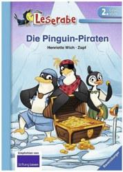 106-36147 Leserabe - Die Pinguin Piraten