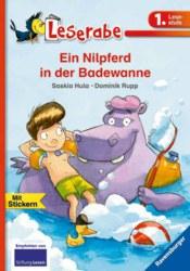 106-36462 Ein Nilpferd in der Badewanne