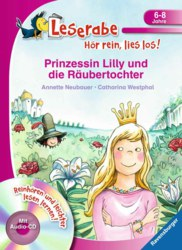 106-36575 Leserabe - Prinzessin Lilly un
