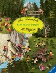 106-43489 Mein Wimmelbuch: Hier in den B