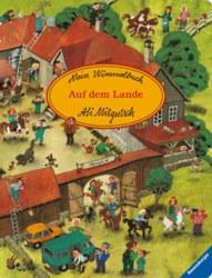 106-43491 Mein Wimmelbuch: Auf dem Lande