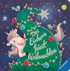 106-43794 Das Einhorn feiert Weihnachten
