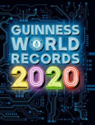 106-55467 Guinness World Records 2020  R