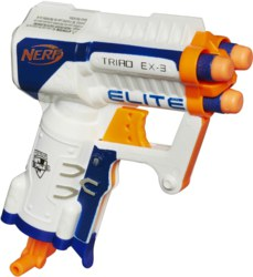 110-A1690EU4 Nerf N-Strike Elite Triad Nerf