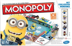 110-A2574398 Monopoly Ich - Einfach unverbe