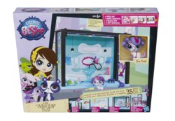 110-A7641EU4 Littlest Pet Shop Kleine Tierc