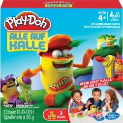 110-A8752100 Alle auf Kalle Hasbro, Play-Do